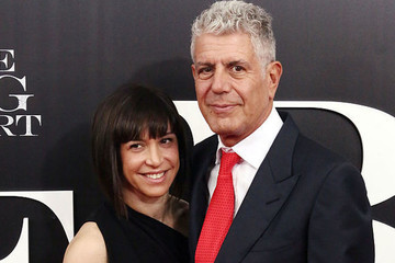 Anthony Bourdain's Ex-Wife Ottavia Busia Publicly Addresses His Death In A New Instagram Post