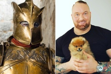 'Game of Thrones'' The Mountain: Dedicated Dad and Pomeranian Enthusiast