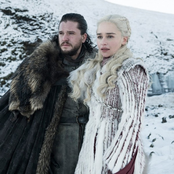 HBO Just Released Photos From 'Game of Thrones' Season 8