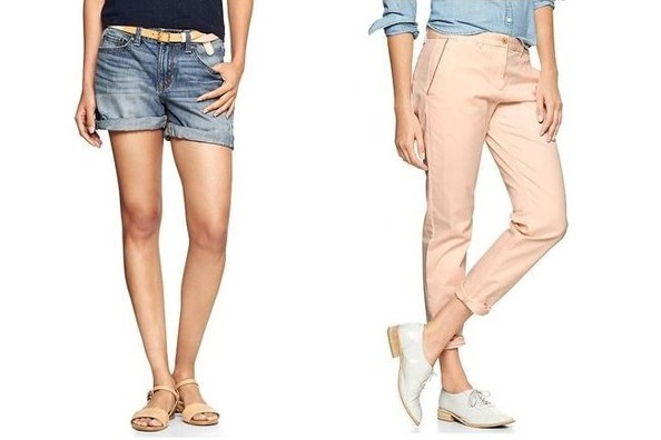Going Gaga for Gap's New Look