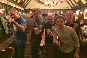 This Epic 'Lord of the Rings' Reunion Will Leave You in Tears