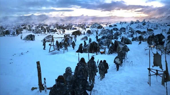 Stunning Images from 'Games of Thrones' Season 3