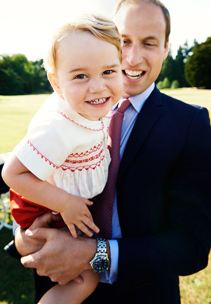 10 Sweet Moments That Prove Prince George is the Cutest Baby Alive