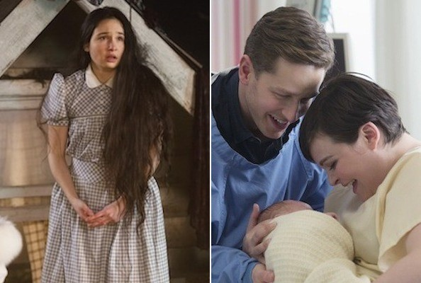 'Once Upon a Time' New Photos: Dorothy and a Baby