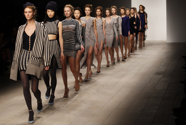 Israel Bans Underweight Models, The U.S. Doesn't Follow Suit