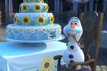 Olaf is Cuter Than Ever in the New 'Frozen Fever' Trailer