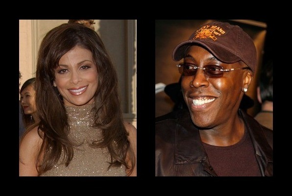Arsenio hall dating paula abdul