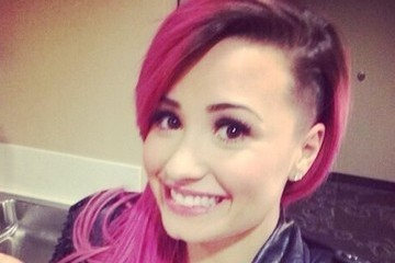 Demi Lovato Shaved Part of Her Head and Doesn't Care if You Hate It
