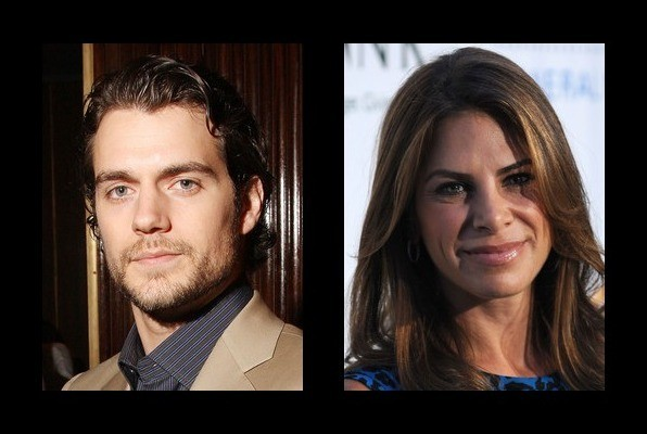 henry cavill was rumored to be with jillian michaels