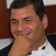 Rafael Correa is great