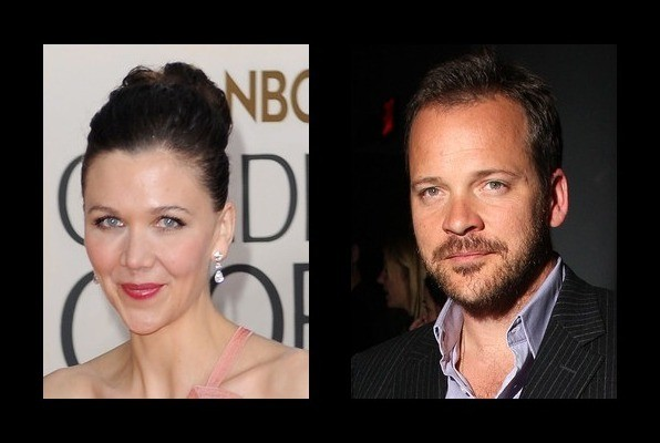 Maggie Gyllenhaal is married to Peter Sarsgaard