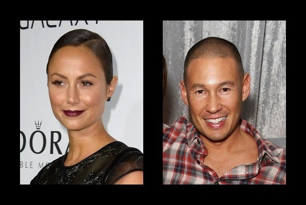 Stacy Keibler is married to Jared Pobre