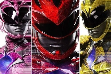 'Power Rangers' Movie Pictures