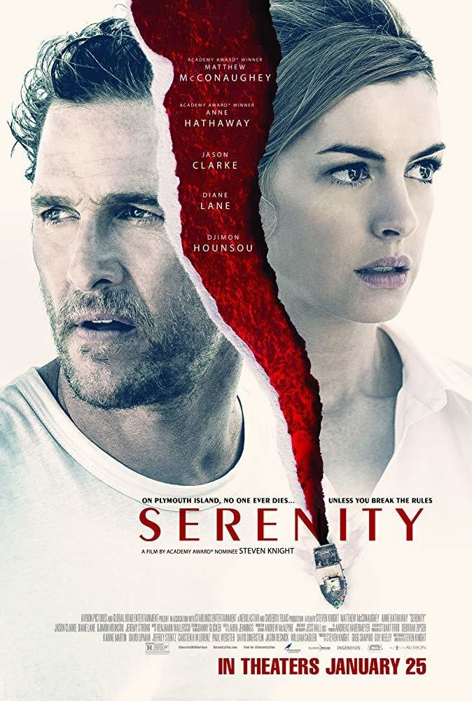 'Serenity' Relies On A Twist So Absurd It's Hard To Believe