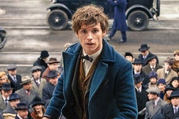 The First Photo From the 'Fantastic Beasts' Sequel Will Leave You With So Many Questions