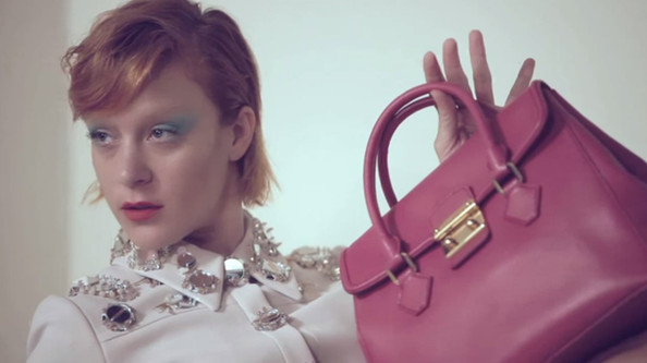 isQUh7wY7NKl Watch: Chloe Sevigny in Miu Mius New Campaign