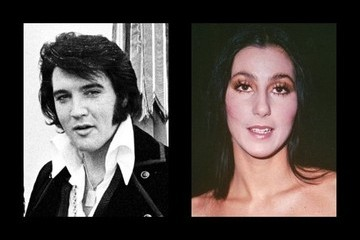 Elvis Presley Dating History
