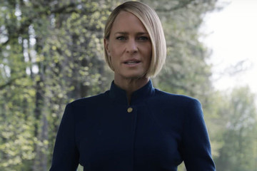 'House Of Cards' Spoils Kevin Spacey's Fate In Final Season Teaser