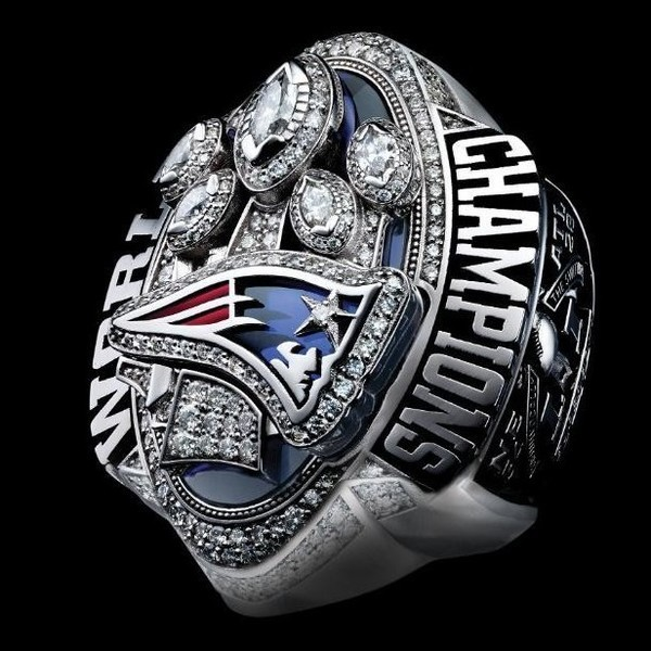 See Every Super Bowl Ring in Detail