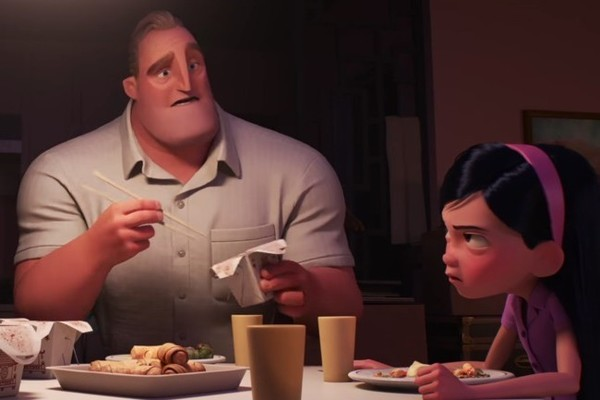 This New 'Incredibles 2' Trailer Is Giving Fans Mixed Feelings
