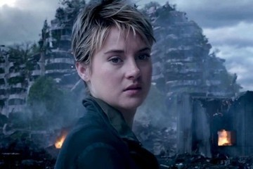 Full 'Insurgent' Trailer Pits Tris Against...Tris?