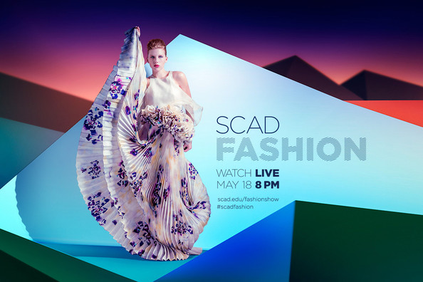 Watch the Savannah College of Art & Design Fashion Show With Us Tonight at 8 p.m. ET - Live!