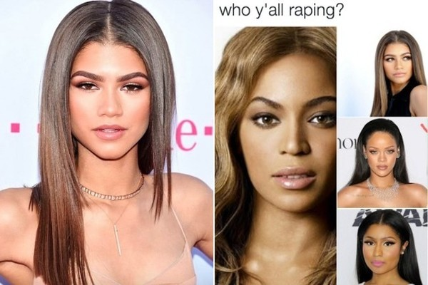 Zendaya Just Shut Down the Most Disgusting Rape Joke in the Best Way