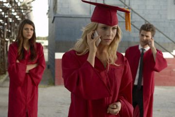 'Vampire Diaries' Finale Photos: Graduation Drama