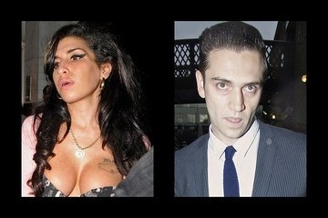 Amy Winehouse Dating History