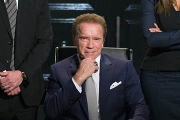 'Celebrity Apprentice' Premiere Brings Us Arnold's New Catchphrase