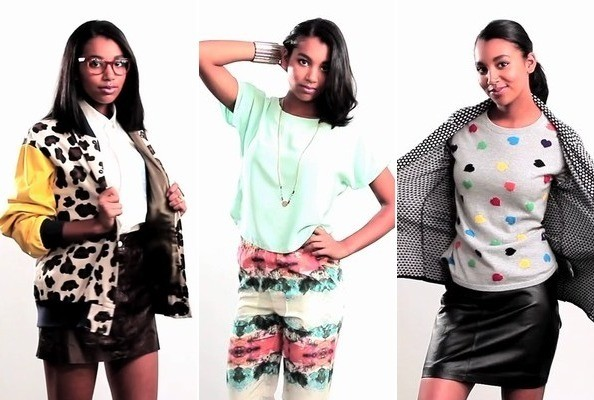 EXCLUSIVE: Here's a Cute Video Full of Awesome Outfit Ideas from Capsule