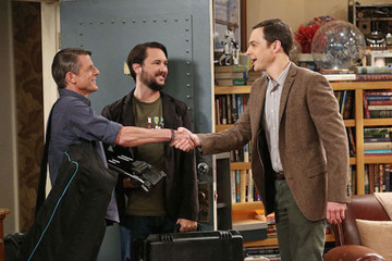 Leonard Nimoy's Son and Wil Wheaton to Appear on 'Big Bang Theory'