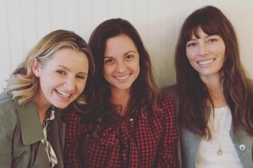 The Camden Sisters of '7th Heaven' Just Had a Cute Mini-Reunion