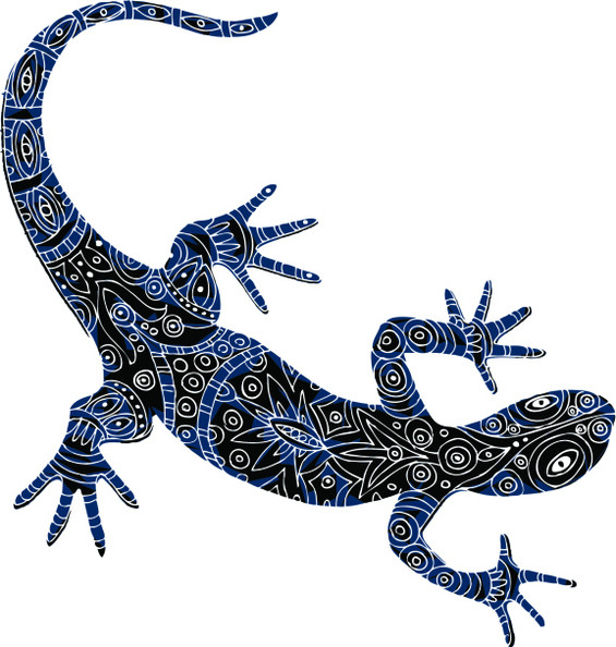 lizard tattoo design idea tattoo design ideas and pictures zimbio. Black Bedroom Furniture Sets. Home Design Ideas