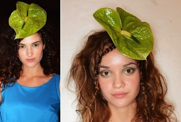 Love it or Loathe it: Lily Pad Hair Accents