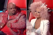 Christina Aguilera & CeeLo's 10 Craziest 'The Voice' Looks