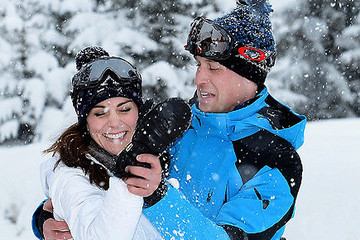 Royal Cuteness Alert: George and Charlotte Enjoy Their First Trip to the Snow