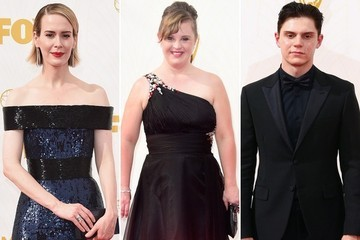 The 'American Horror Story' Stars Are the Opposite of Horrific at the Emmys