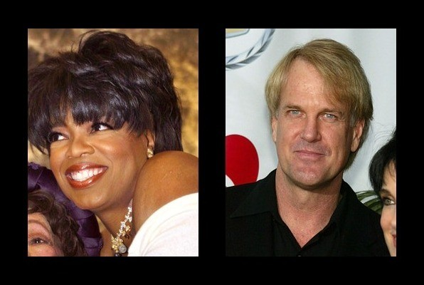 The most influential woman in the world Oprah Winfrey dated�John Tesh