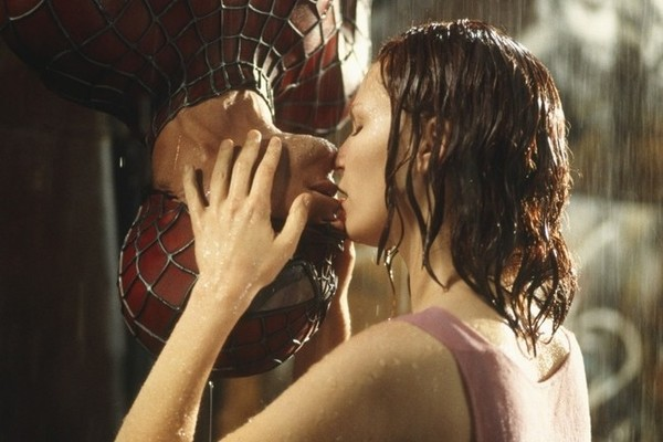 Hollywood's Long History of Kissing in the Rain
