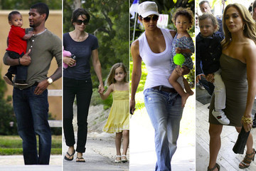 Hottest Single Moms and Dads in Hollywood