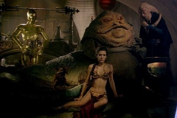 It's a Good Time to End the Obsession with 'Slave Leia'