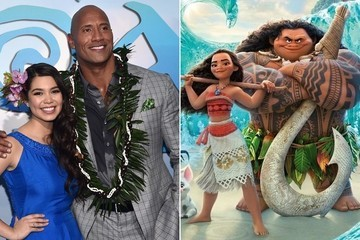 The Voices Behind 'Moana'
