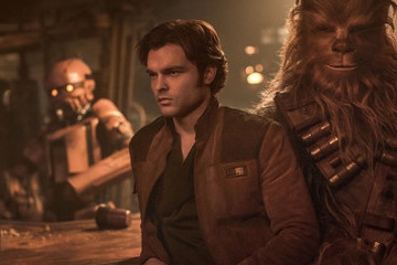 Don't Be Shocked When You Love 'Solo: A Star Wars Story'