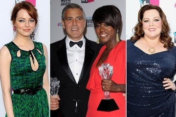 2012 Critics Choice Awards Winners