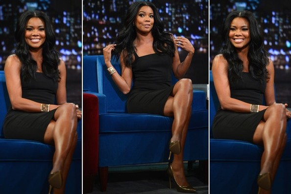 Gabrielle Union Flaunts Her Very Best Accessory—And It's Not What You Think