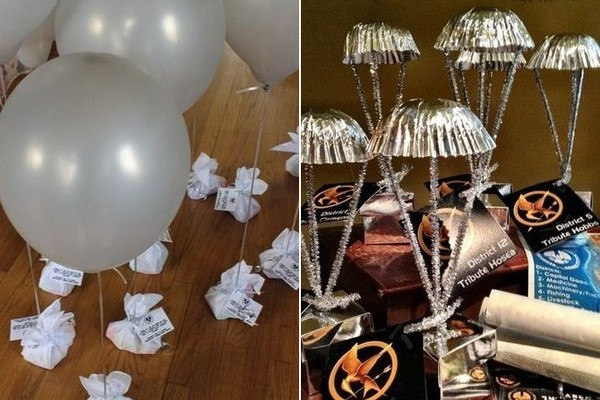 Pinterest & How To Throw A Hunger Games Party - Beyond the Box Office - Zimbio