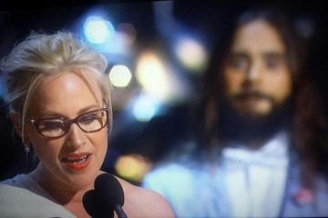 The Best Photobombs of the 2015 Oscars