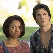 Damon and Bonnie ('The Vampire Diaries')