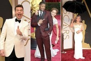 Oscars 2014 - Red Carpet Photos That Made Us Giggle